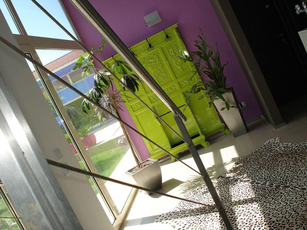 Interieur B&B Jacaranda