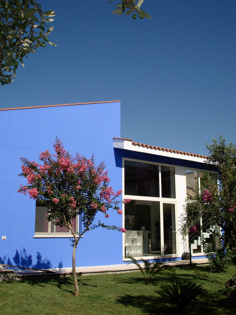 Renovatieproject B&B Jacaranda